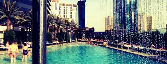 Bamboo Pool is one of Vegas.