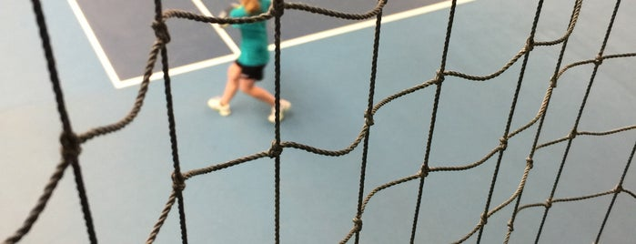 University of Warwick Tennis Centre is one of Sports Facilities.