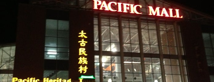 Pacific Mall 太古廣場 is one of Malls in the GTA.