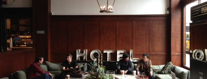 Ace Hotel Portland is one of The 15 Best Hipster Places in Portland.