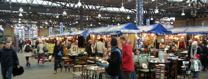 Old Spitalfields Market is one of I 💙 Shoreditch and Hoxton.