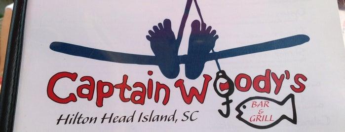 Captain Woody's is one of Beaufort, SC - Restaurants.