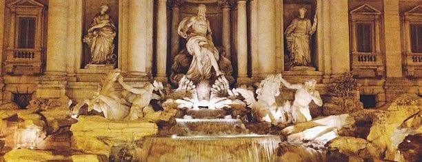 Fontana di Trevi is one of Rome.