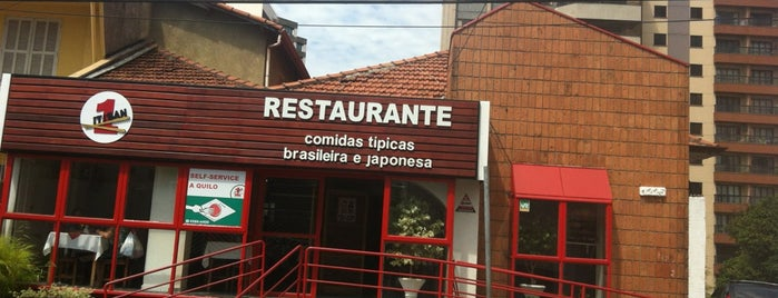 Itiban Restaurante is one of Restaurante Japonês.