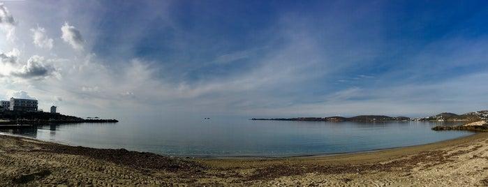 Paroikia Beach is one of Paros Top.