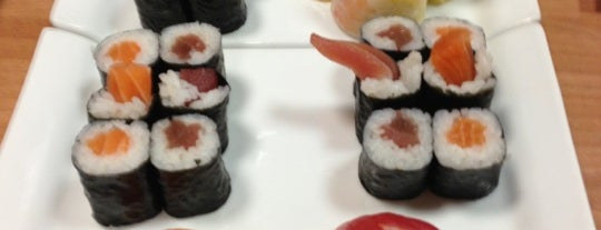 Sushi Time is one of Asijske restaurace Praha.