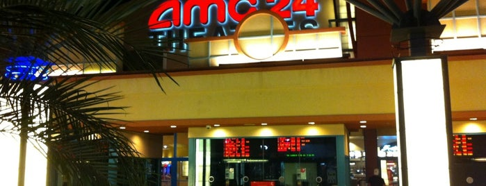 AMC Ahwatukee 24 is one of The 15 Best Comfortable Places in Phoenix.