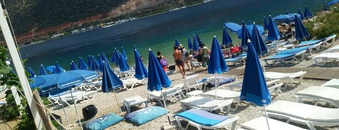İnce Boğaz Plajı Kaş is one of Tatil.