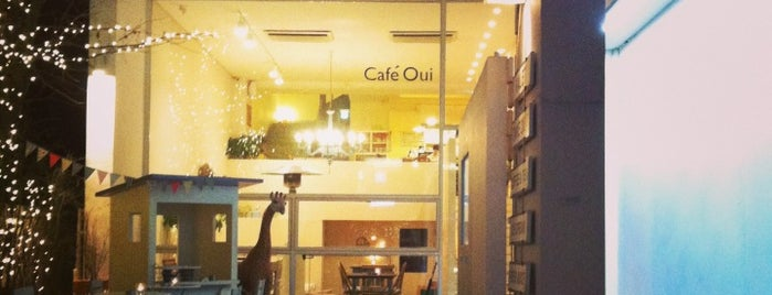 Cafe Oui is one of 인서울 디저트.