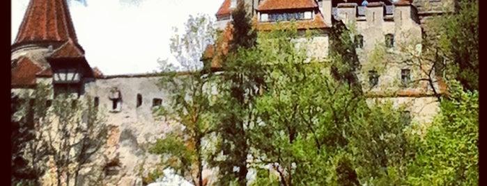 Castillo de Bran is one of Europa.
