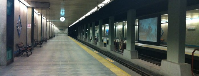 Emniyet - Fatih Metro İstasyonu is one of Istanbul.