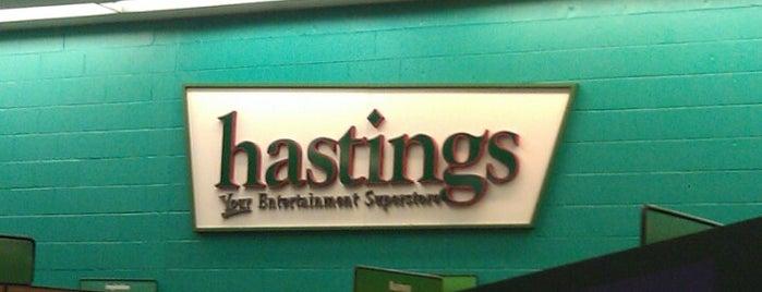 Hastings is one of Favorites.