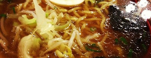 Kinpachi Japanese Restaurant is one of ラーメン.