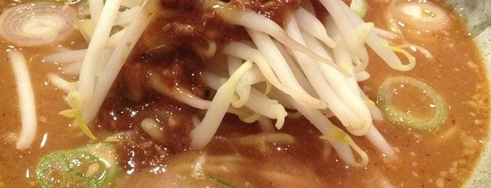麺屋 百式 is one of ラーメン.