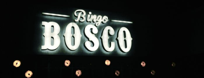 Bingo Bosco is one of COCKTAIL BAR.
