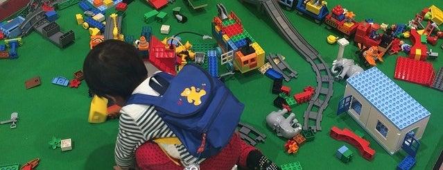 レゴ クリックブリック 流山おおたかの森店 is one of 地元で行く場所(流山市).