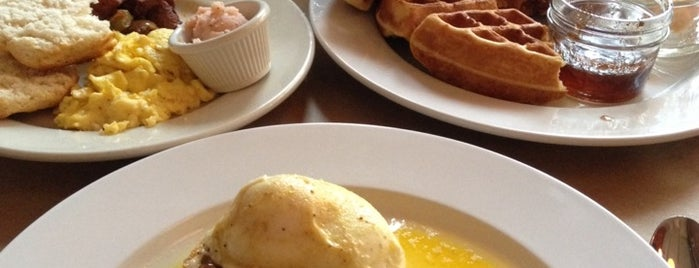 Hearty is one of Chicago's Best Brunch Spots.