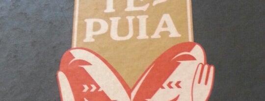Te Puia is one of Favorite Food.
