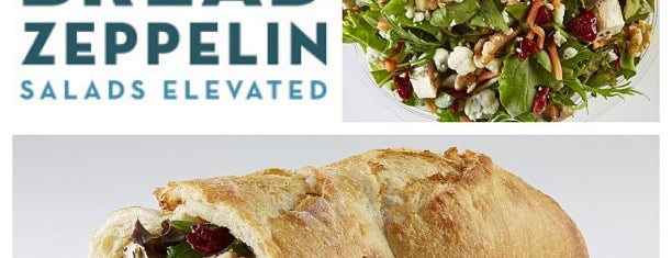 Bread Zeppelin is one of The 15 Best Places for Healthy Food in Dallas.