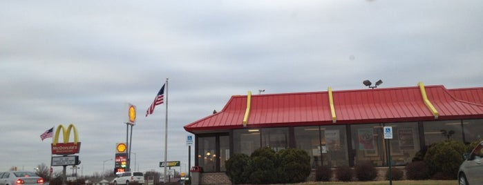 McDonald's is one of Good Eats.
