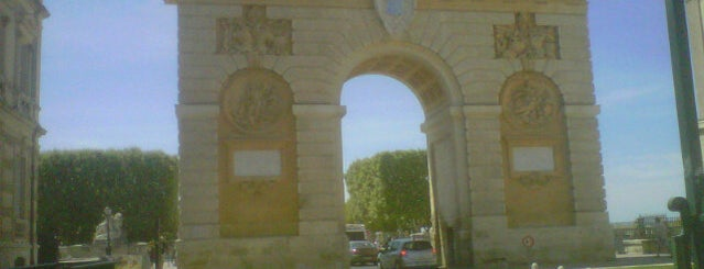 Arc de Triomphe is one of visita a Montpellier.