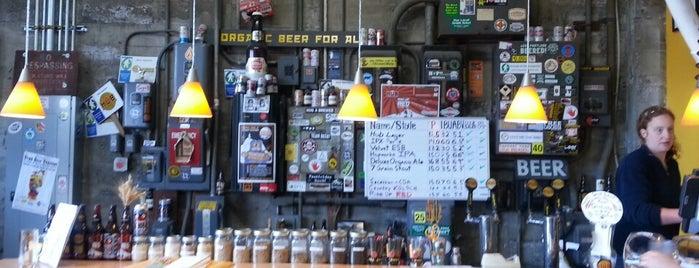 Hopworks Urban Brewery is one of Best of Portland.