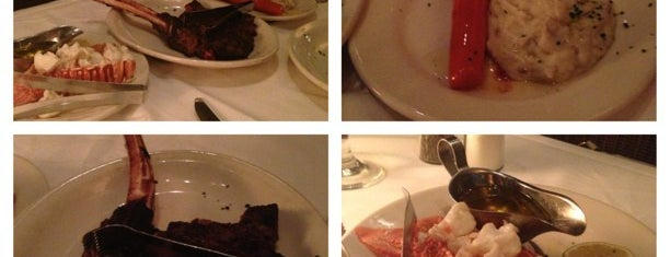 Bob's Steak & Chop House is one of 2013 Iron Fork Restaurants.