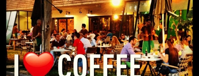 Coffee House is one of Izmir.