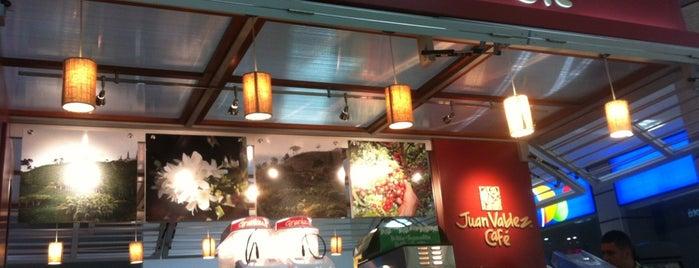 Juan Valdez Café is one of Lugares más  frecuentados.