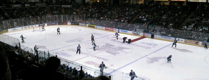 Xfinity Arena is one of Sporting Venues To Visit.....