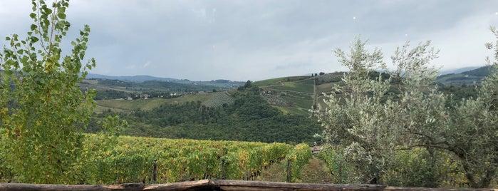La cantinetta di rignana is one of anna e selin.
