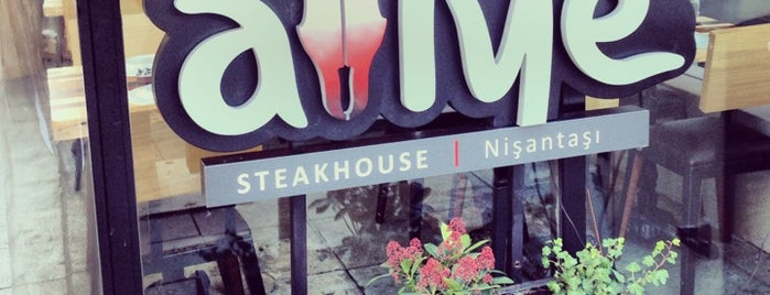 Atiye Steak House is one of E(a)T.