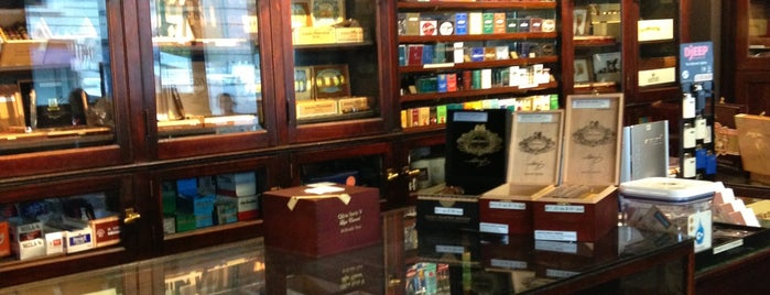 W. Curtis Draper Tobacconist is one of D.C. City Guide.