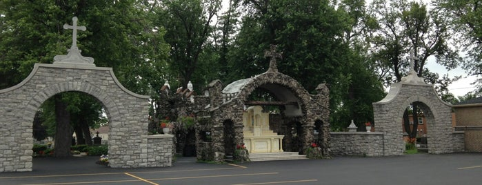 Our Lady Help of Christians is one of Sacred Sites in Upstate NY.