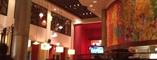 Jaleo is one of 50 Best Restaurants 2012.