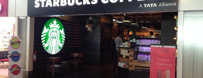 Starbucks Coffee | स्टारबक्स कॉफी is one of Yeti Trail Adventure.