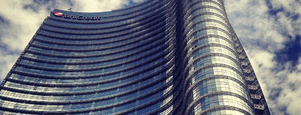Piazza Gae Aulenti is one of Best places in Milan.