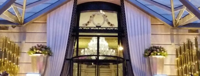 The Peninsula Paris is one of Paris.
