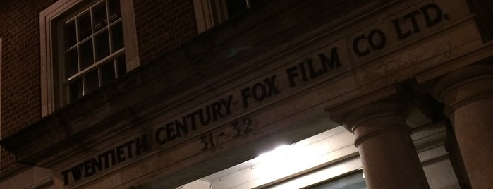 20th Century Fox Film Company is one of More London.