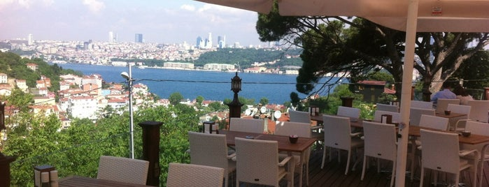 Seyr-et Cafe&Restaurant ve Nargile is one of İstanbul Cafe/Restorant.