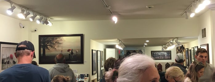 Liz Hess Gallery is one of First Friday in Lancaster.
