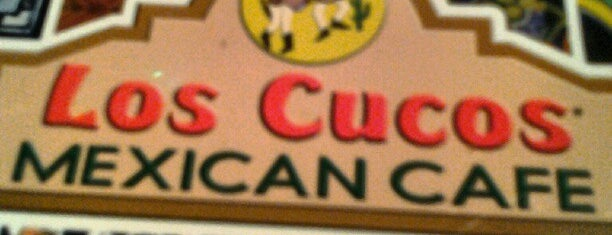 Los Cucos Mexican Cafe is one of houston nothing.