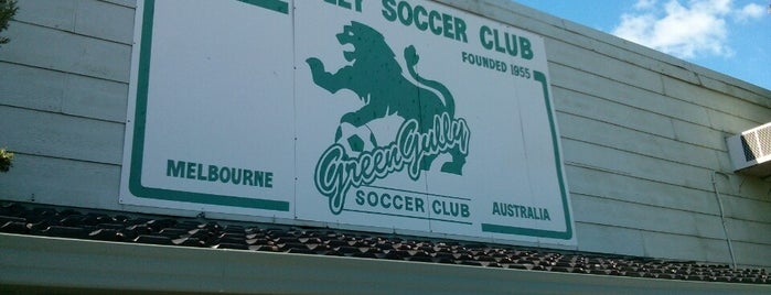 Green Gully Soccer Club is one of Soccer.