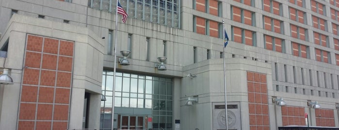 Federal Bureau Of Investigation is one of New York City.