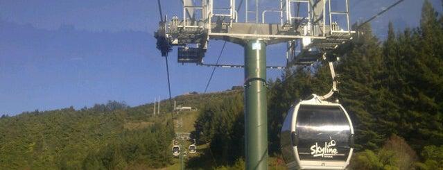 Skyline Rotorua Gondola is one of NZ to go.