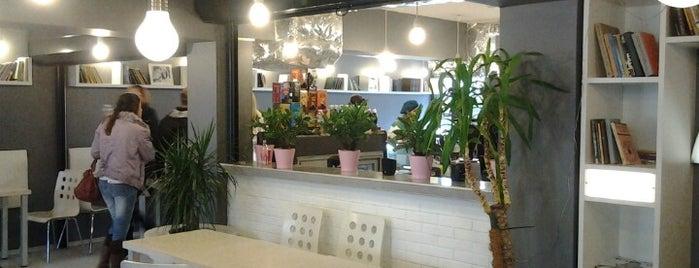 Bio Café is one of Vegetarian restaurants in Sofia.