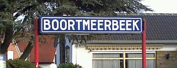 Station Boortmeerbeek is one of Bijna alle treinstations in Vlaanderen.