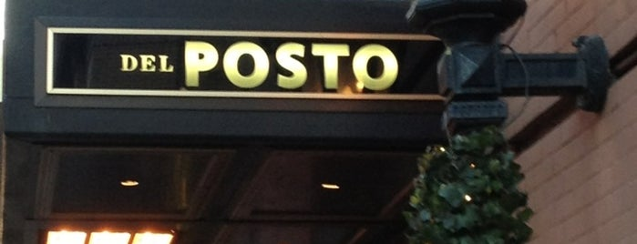 Del Posto is one of Michellin-Starred Restaurants in Manhattan 2018.