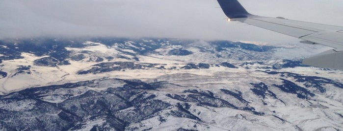 Bozeman Yellowstone International Airport (BZN) is one of Airports~Part 1....