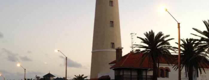 Faro de Punta del Este is one of Faros.